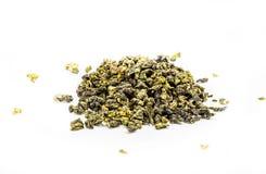 te guan yin herbaciani liście rozpraszają Fotografia Royalty Free
