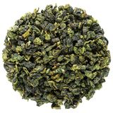 Te Guanin oolong isolated Royalty Free Stock Photography