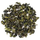 Te Guanin oolong tea. Isolated Royalty Free Stock Photo