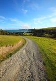 Te Haruhi Beach Walkway Imágenes de archivo libres de regalías