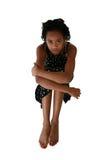 Te hermosa de quince años Foto de archivo libre de regalías