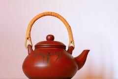 te i den kinesiska stilen Arkivfoto