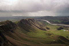 Te Mata Peak 01 stock photo