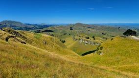Te Mata Peak et paysage environnant dans Hastings, Nouvelle-Z?lande images stock