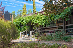 Te Rose Cottage - Mintaro Arkivfoto