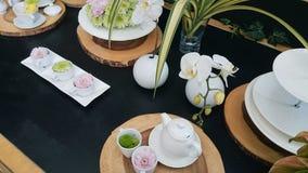 Tea  time. Royalty Free Stock Photos