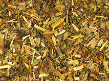 Tea. Macro photo of tea bastract background Royalty Free Stock Photos