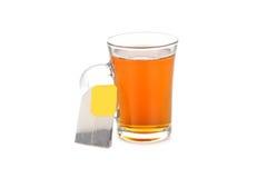Tea. Isolated on white background Stock Photos