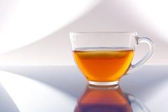Tea. A cup of tea with lemon Royalty Free Stock Photos