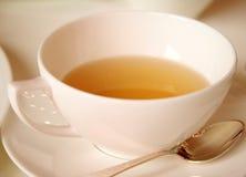 Tea. A Porcelain Cup of Hot Tea Royalty Free Stock Photo