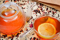 Tea stock images