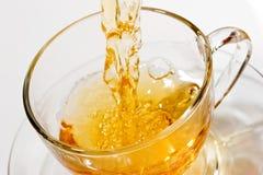 tea royaltyfria foton
