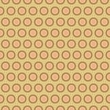 Tea abstract seamless pattern stock illustration