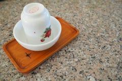 Tea101 al Nord della Tailandia Fotografie Stock