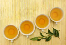 Free Tea And Green Leaves Royalty Free Stock Photos - 12510058