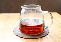 Tea. Aromas of black tea.Body Treatment Stock Photography