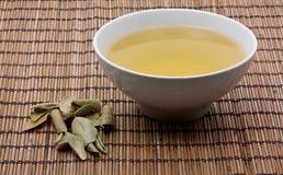 Tea arrangement Royalty Free Stock Image