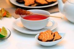 Tea Atmosphere Stock Photo