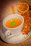 Tea background Royalty Free Stock Photography