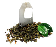 Tea bag Stock Images