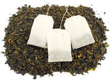 Tea bag Royalty Free Stock Photos