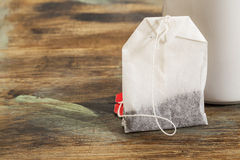 Tea bag Royalty Free Stock Photography