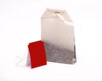 Tea bag Stock Photo
