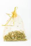 Tea in bag Stock Image
