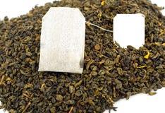Tea bag Royalty Free Stock Image