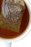 Tea bag Stock Image