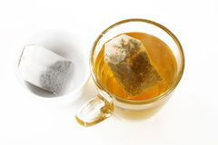 Tea with Bag Royalty Free Stock Image