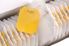 Tea bag in the package Royalty Free Stock Image