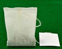Tea bag Royalty Free Stock Image