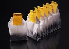 Tea bags Stock Photos