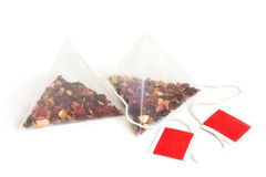 Tea bags Royalty Free Stock Image