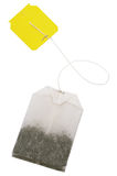 Tea in bags. On a white background Stock Photos