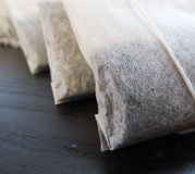 Tea Bags Closeup Royalty Free Stock Photo