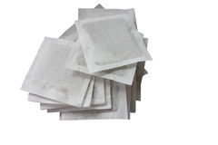 Tea bags. herbal Royalty Free Stock Photo