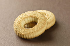 Tea biscuit Royalty Free Stock Photos