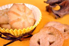 Tea biscuit from London Stock Images