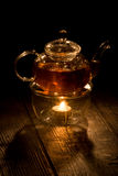 Tea-black Stock Image