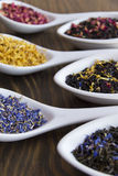 Tea Blends Stock Images