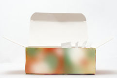 Tea box Royalty Free Stock Photography