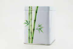 Tea box Royalty Free Stock Image