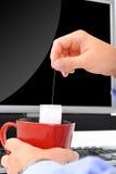 Tea-break Stock Images