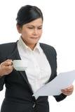Tea break Stock Images