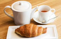 Tea breakfast Royalty Free Stock Photography