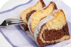 Tea cake Royalty Free Stock Image