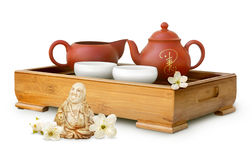 Tea ceremony Royalty Free Stock Photos