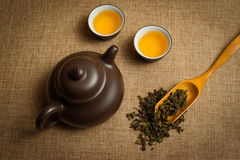 Tea ceremony. Asian traditional culture Stock Photo